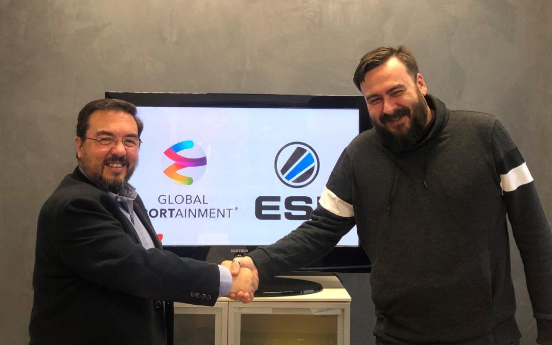 La plataforma líder de esports ESL y Global Esports Summit firman un acuerdo de colaboración
