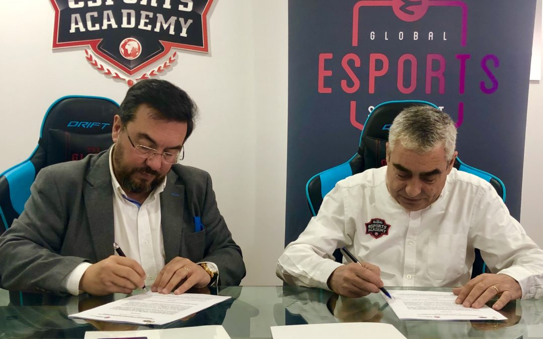 Global Esports Summit y The Global Esports Academy firman un acuerdo de colaboración