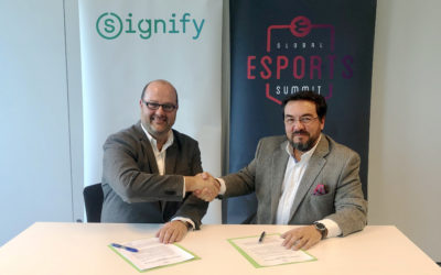 Global Esports Summit contará con la luz de Philips Hue