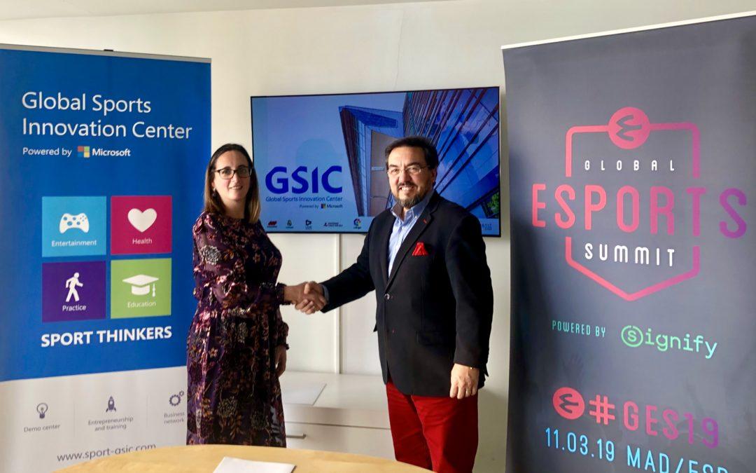 GSIC  conectará la industria del deporte con la innovación en Global Esports Summit