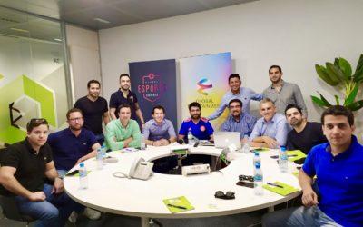 GES se encuentra con el deporte y la industria de Paraguay
