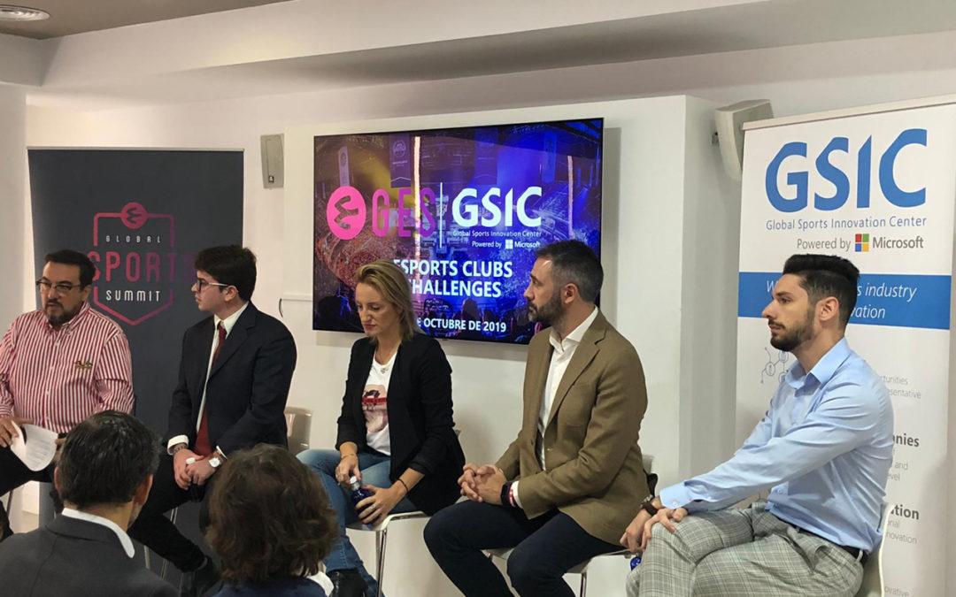 """Jornada GESx Esports Club Challenges organizada por GES y GSIC: """"Retos de los equipos en esports"""""""