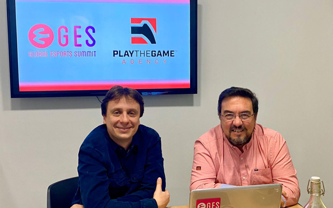 Play the Game Agency es el nuevo Conference Partner del Global Esport Summit