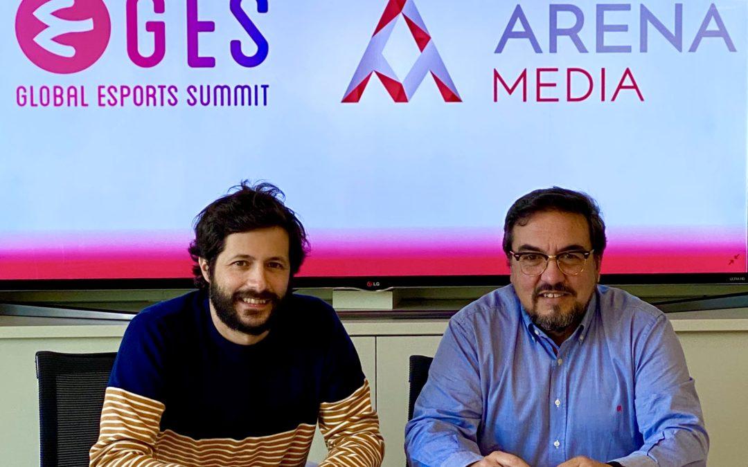 Arena Media, nuevo Corporate Partner de GES20