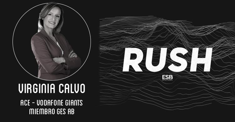 Virginia Calvo, secretaria ejecutiva de ACE y miembro del GES Advisory Board, invitada del RUSH Podcast de Esports Bureau