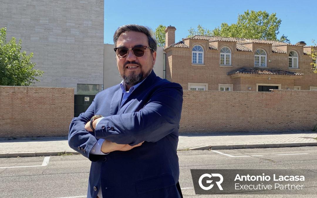 Gaming Residences se refuerza con la incorporación de Antonio Lacasa como socio