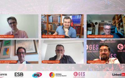 GES participa en el primer debate sobre el Plan de Impulso al Sector Audiovisual elaborado por el Gobierno