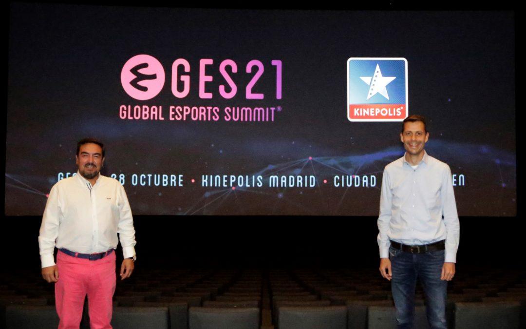 GLOBAL ESPORTS SUMMIT – GES21  ya tiene fecha