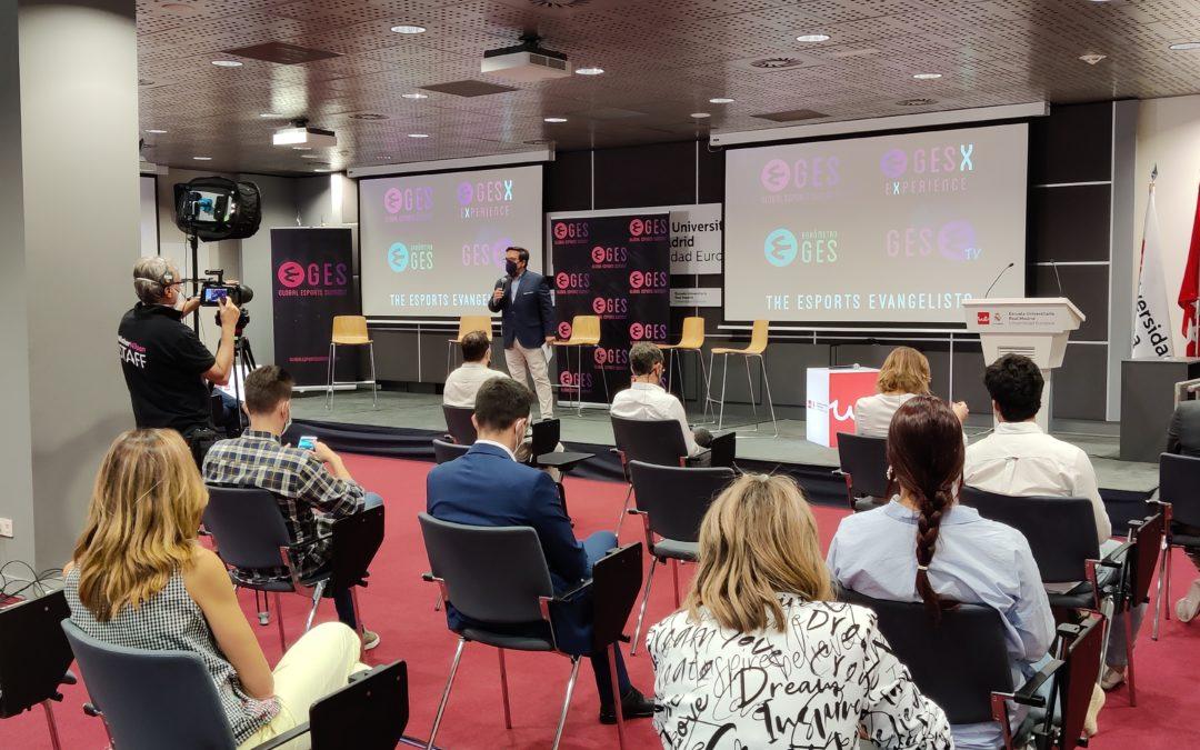 Se presenta el primer «BAROMETRO GES» de los esports en España