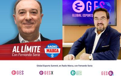 """Antonio Lacasa, entrevistado en """"Al Límite"""", de Radio Marca"""