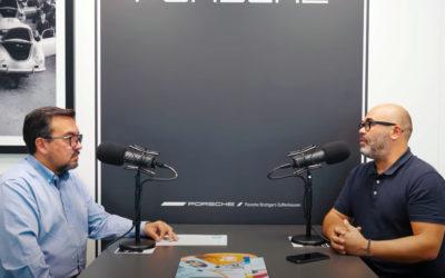 """Antonio Lacasa habla de los esports en el podcast """"24 Horas Porsche"""""""