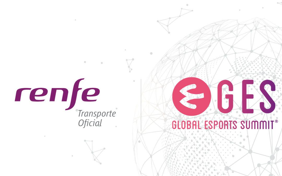 Renfe, Transporte Oficial del GLOBAL ESPORTS SUMMIT – GES21